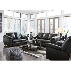 Benchcraft Fezzman Living Room Group
