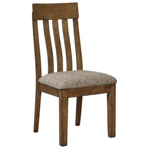 Benchcraft Flaybern Dining Upholstered Side Chair