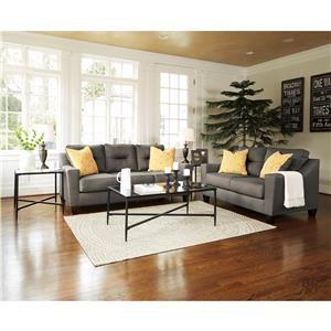 Benchcraft Helix 5PC Living Room Set