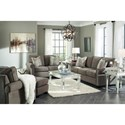 Benchcraft Gilman Living Room Group - Item Number: 92602 Living Room Group 2
