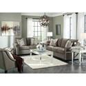 Benchcraft Gilman Living Room Group - Item Number: 92602 Living Room Group 3
