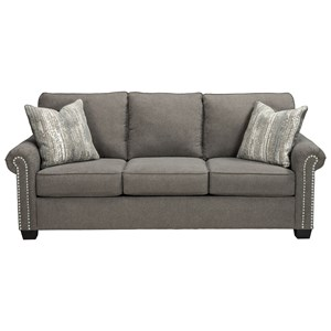 Benchcraft Gilman Queen Sofa Sleeper