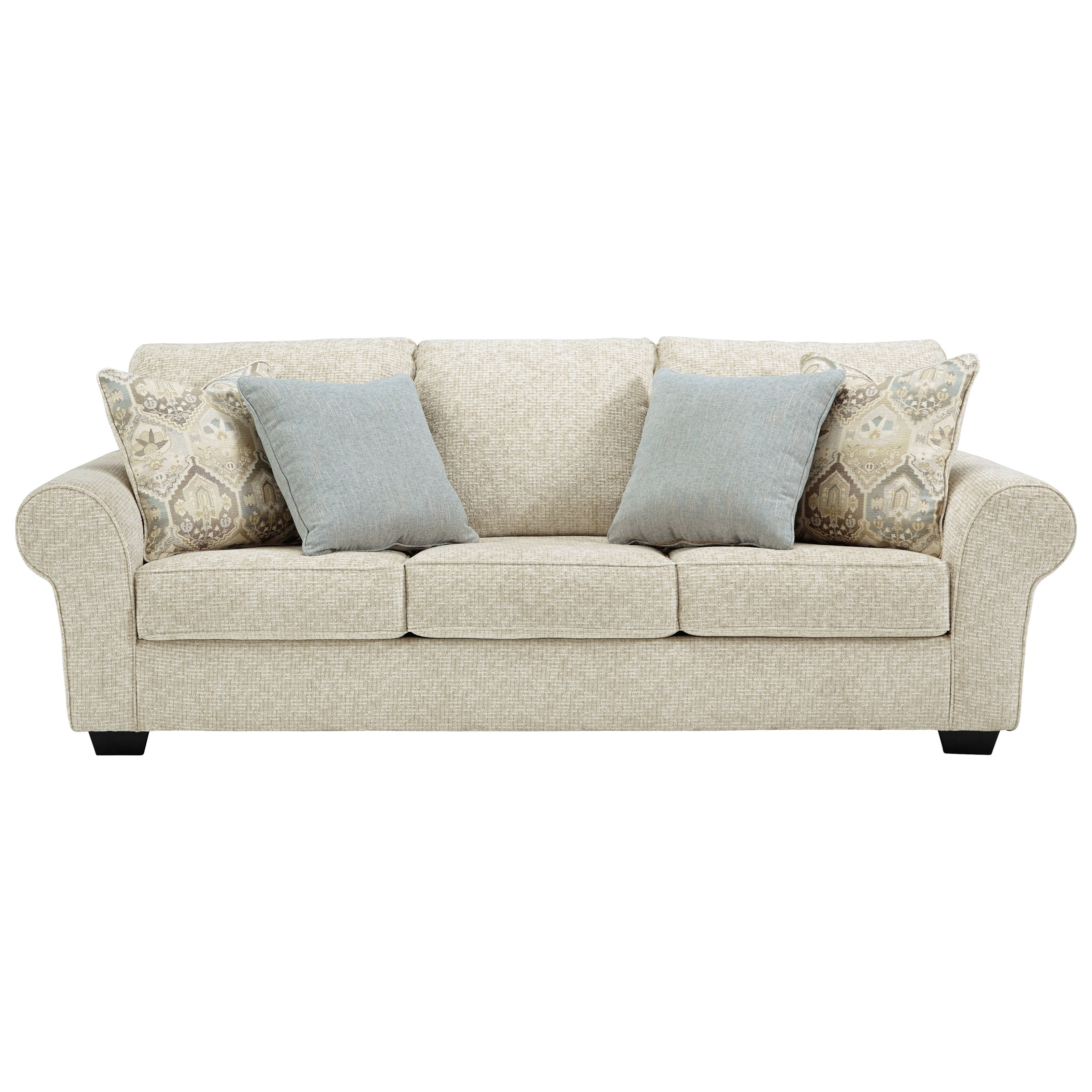 Haisley Sofa by Benchcraft at Walker's Furniture