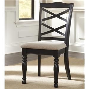 Benchcraft Harlstern Dining Upholstered Side Chair