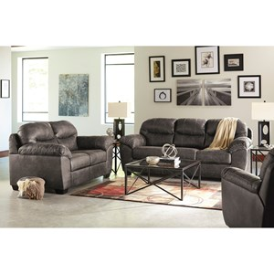 Benchcraft Havilyn Stationary Living Room Group