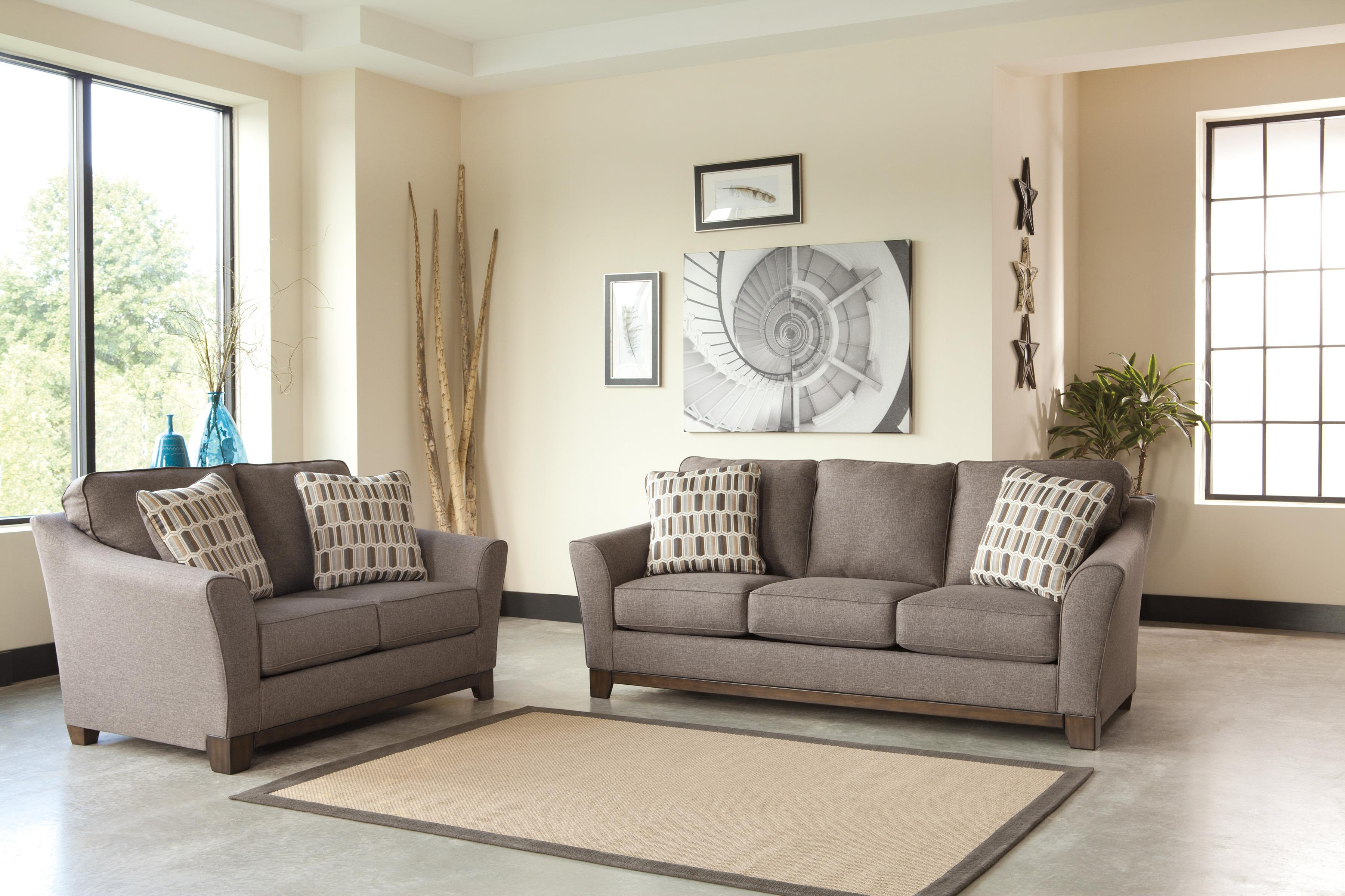 Benchcraft Janley Stationary Living Room Group - Item Number: 43804 Living Room Group 1