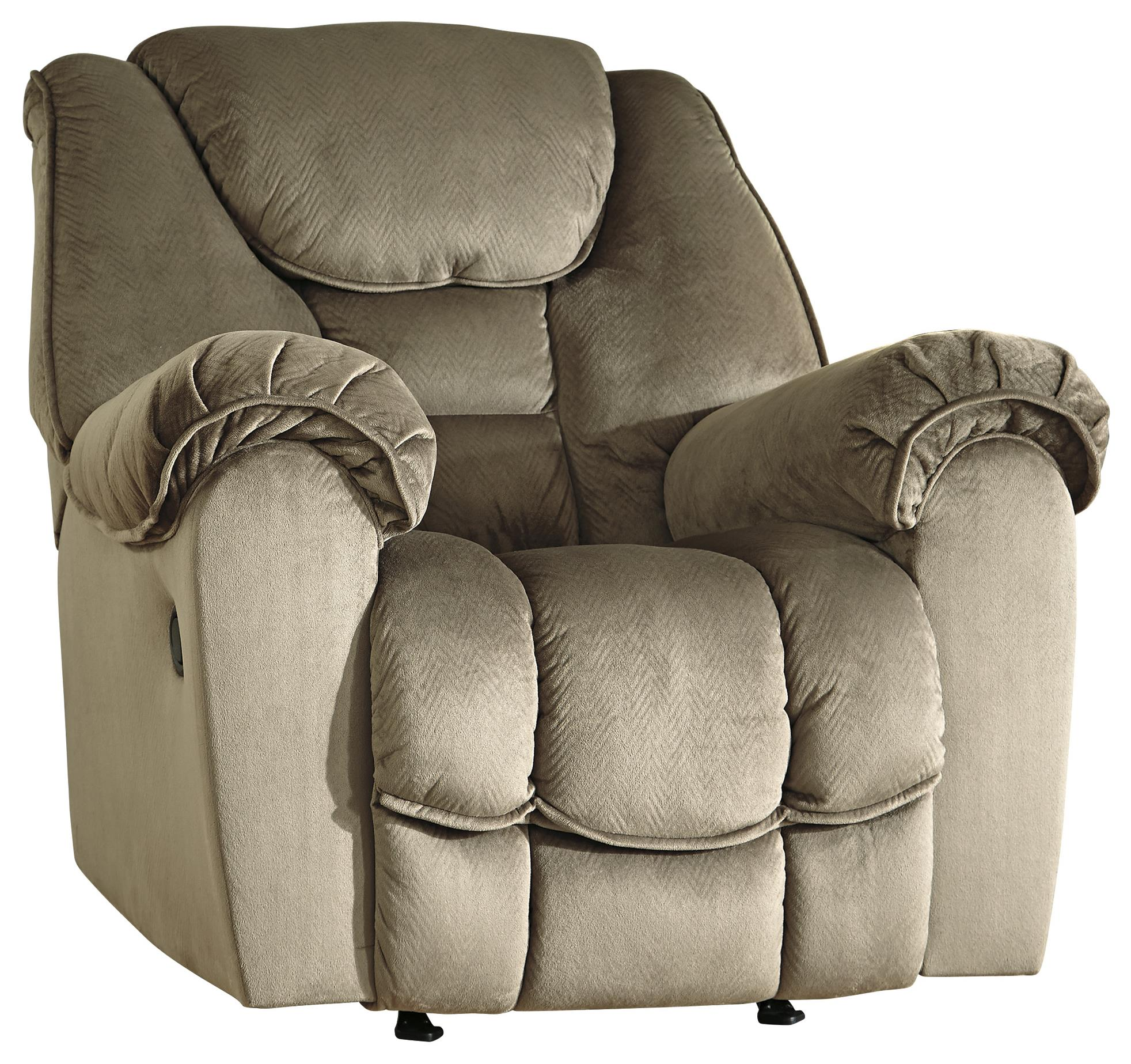 Benchcraft Jodoca Rocker Recliner - Item Number: 3660125