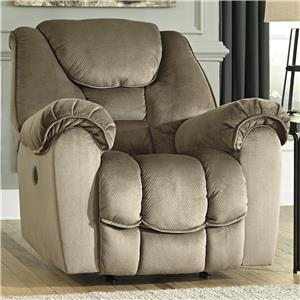 Ashley Jodoca Power Rocker Recliner