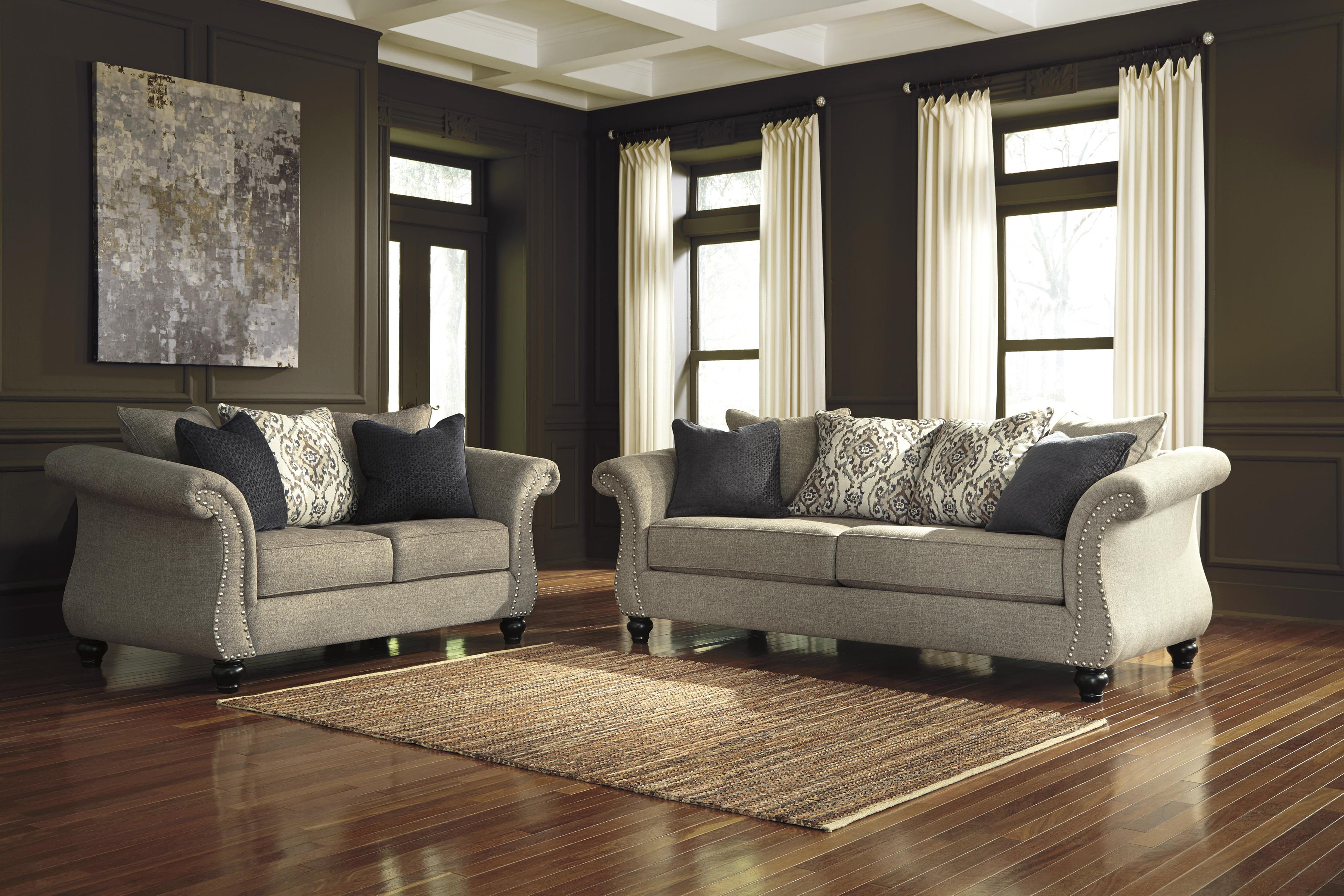 Benchcraft Jonette Stationary Living Room Group - Item Number: 46101 Living Room Group 1