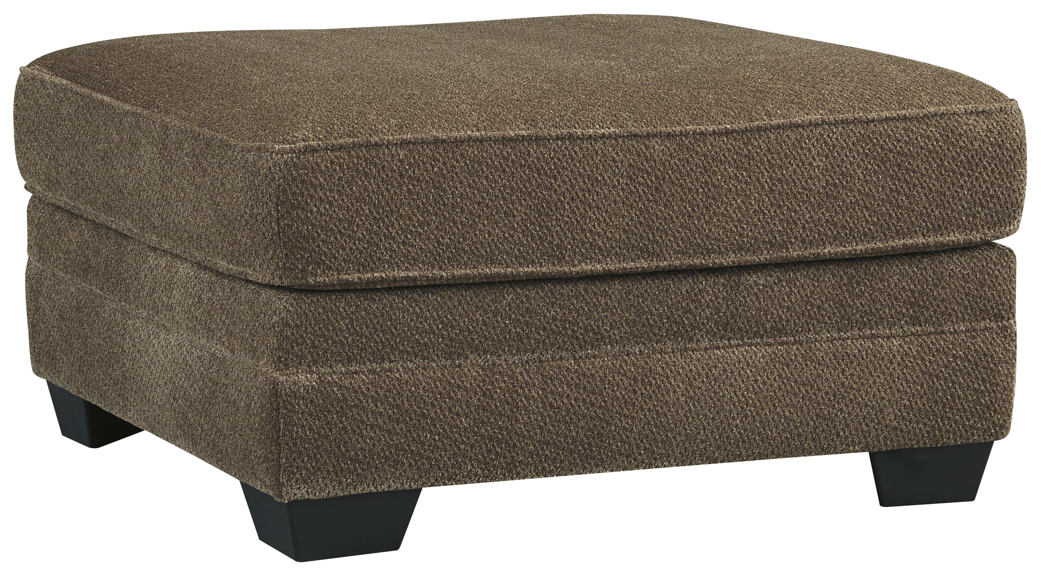 Benchcraft Justyna Oversized Accent Ottoman - Item Number: 8910208