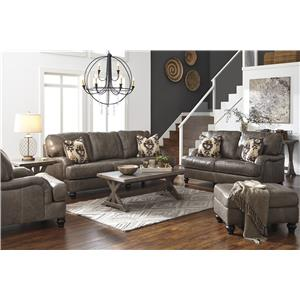Ashley Kannerdy Stationary Living Room Group