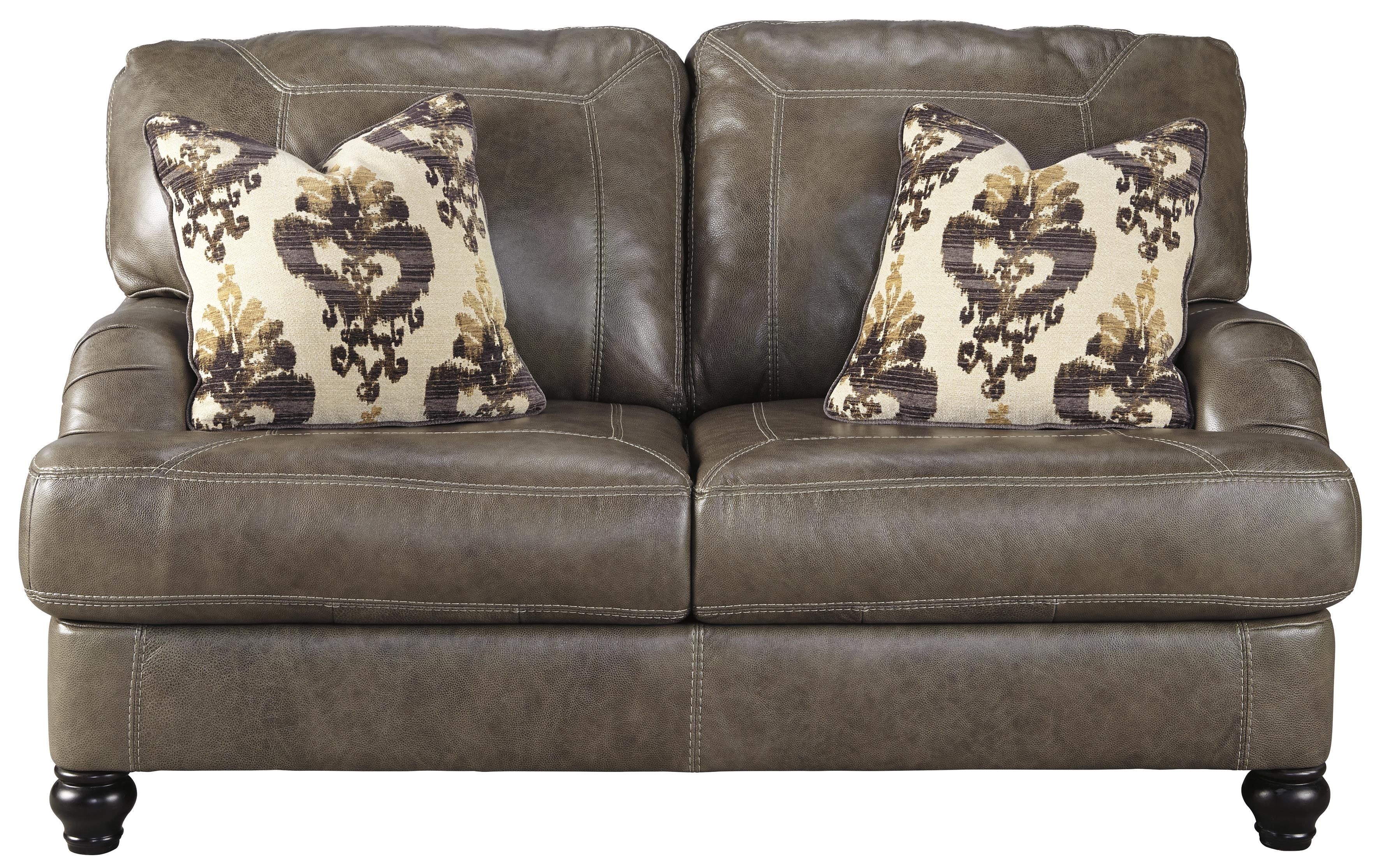 Benchcraft Kannerdy Loveseat - Item Number: 8040235