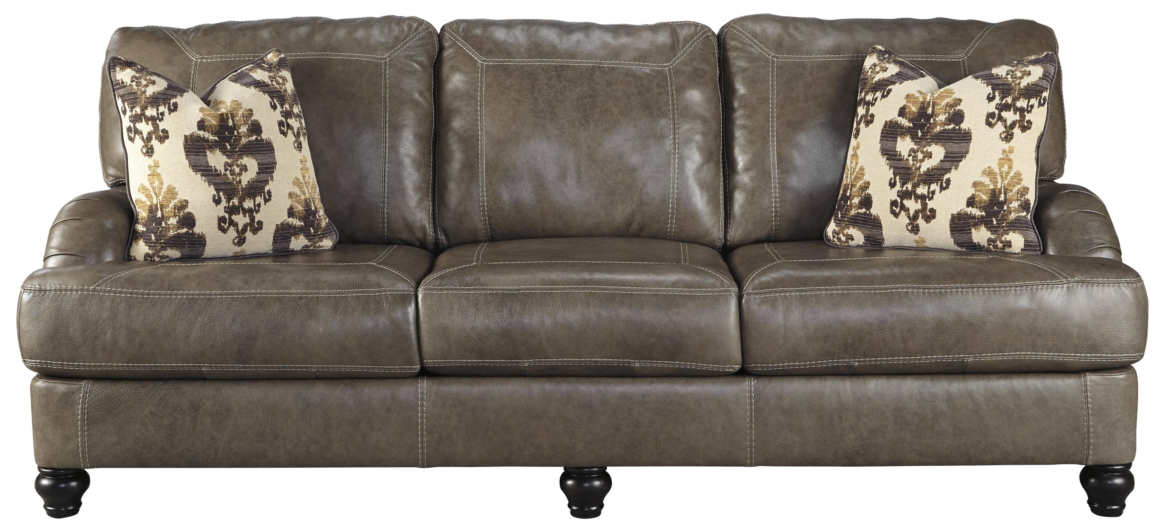 Ashley/Benchcraft Kannerdy Queen Sofa Sleeper - Item Number: 8040239
