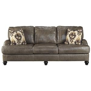Benchcraft Kannerdy Queen Sofa Sleeper