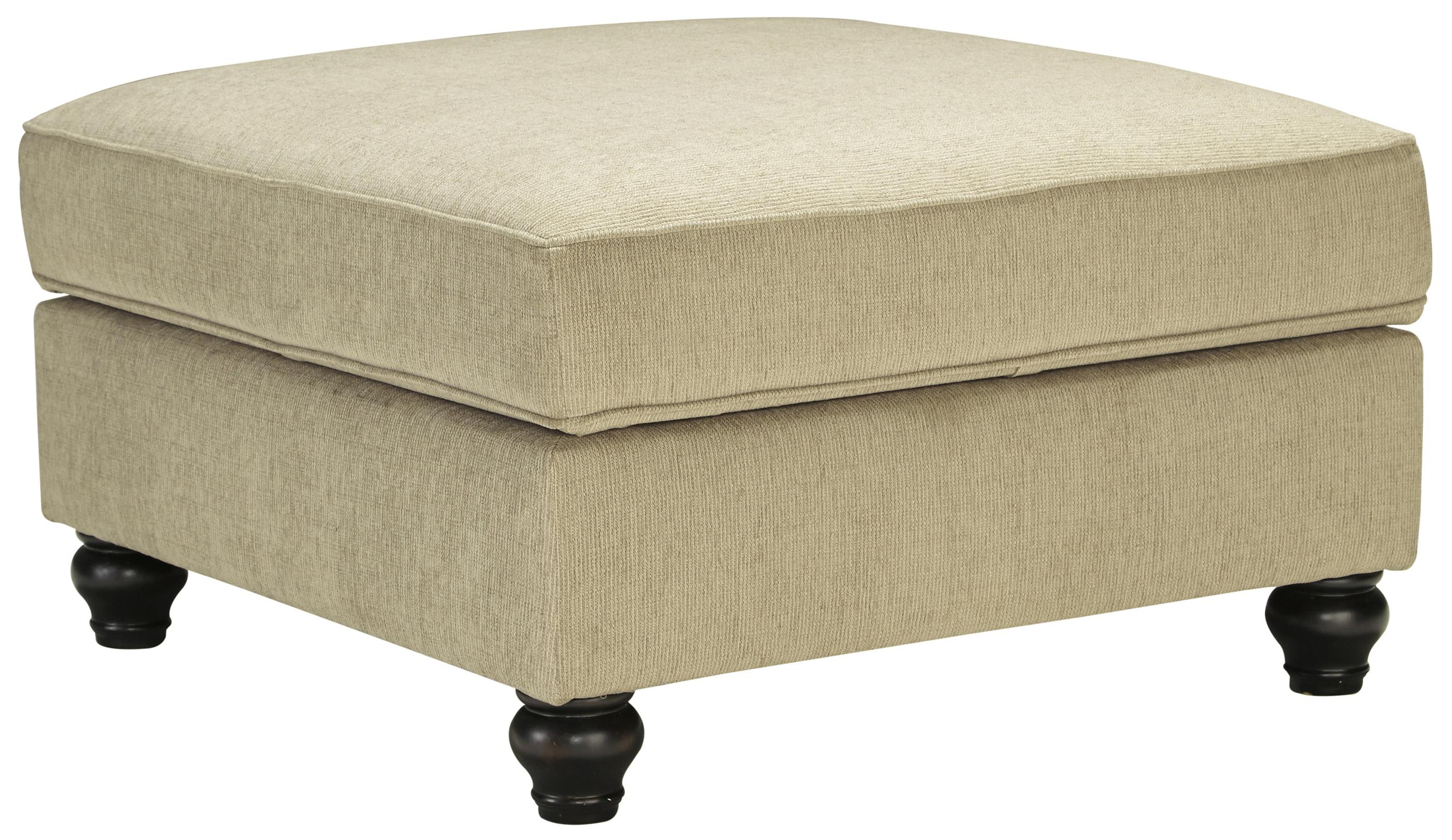 Benchcraft Kerridon Ottoman With Storage - Item Number: 2630011