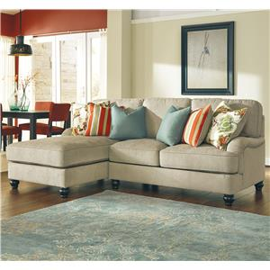 Ashley/Benchcraft Kerridon 2-Piece Sectional with Left Chaise