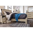 Benchcraft Kianni King Bedroom Group - Bed shown may not represent bed size indicated
