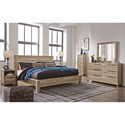 Benchcraft Kianni King Bedroom Group - Item Number: B230 K Bedroom Group 2