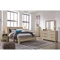 Benchcraft Kianni Queen Bedroom Group - Item Number: B230 Q Bedroom Group 3