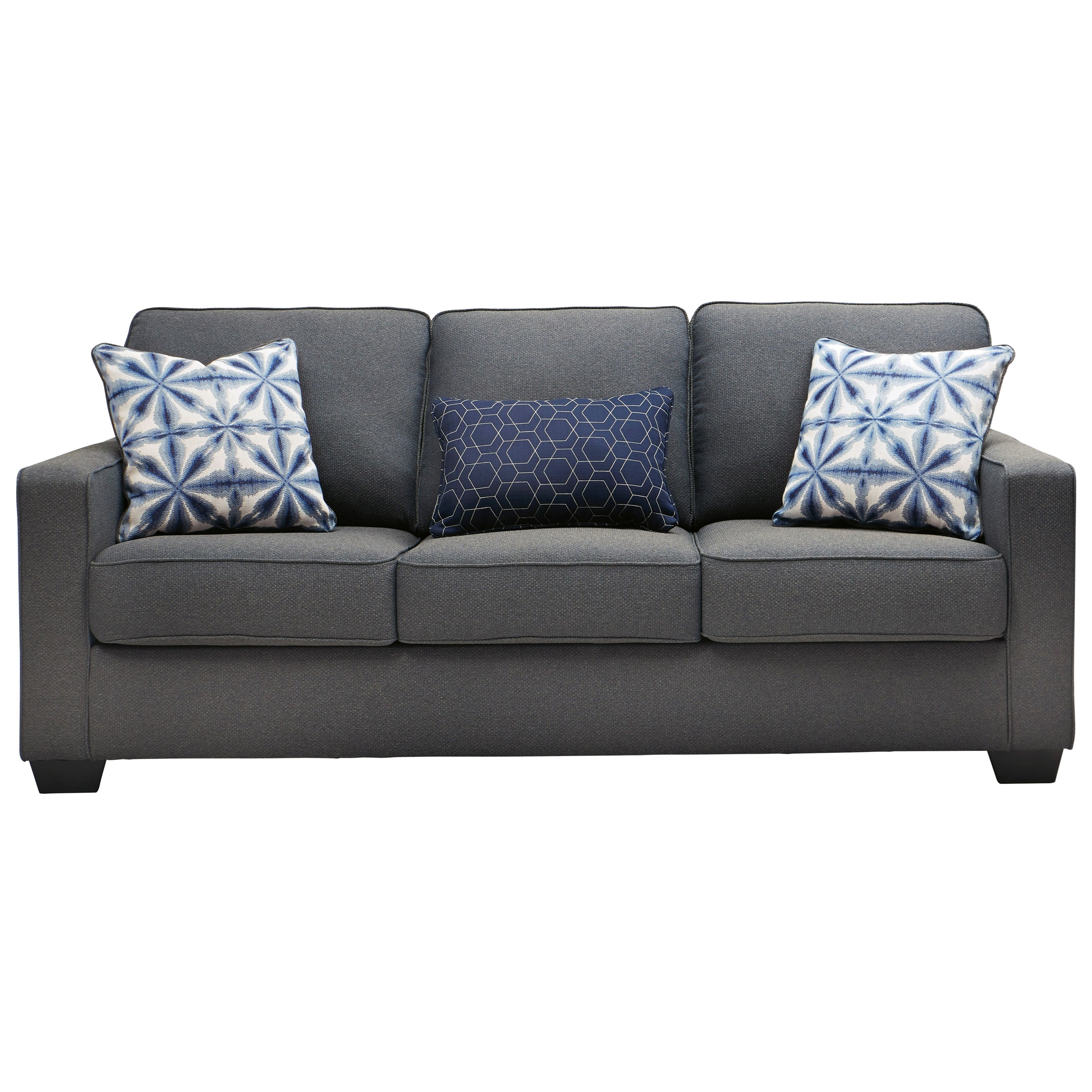 Kiessel Nuvella Sofa by Benchcraft at Houston's Yuma Furniture