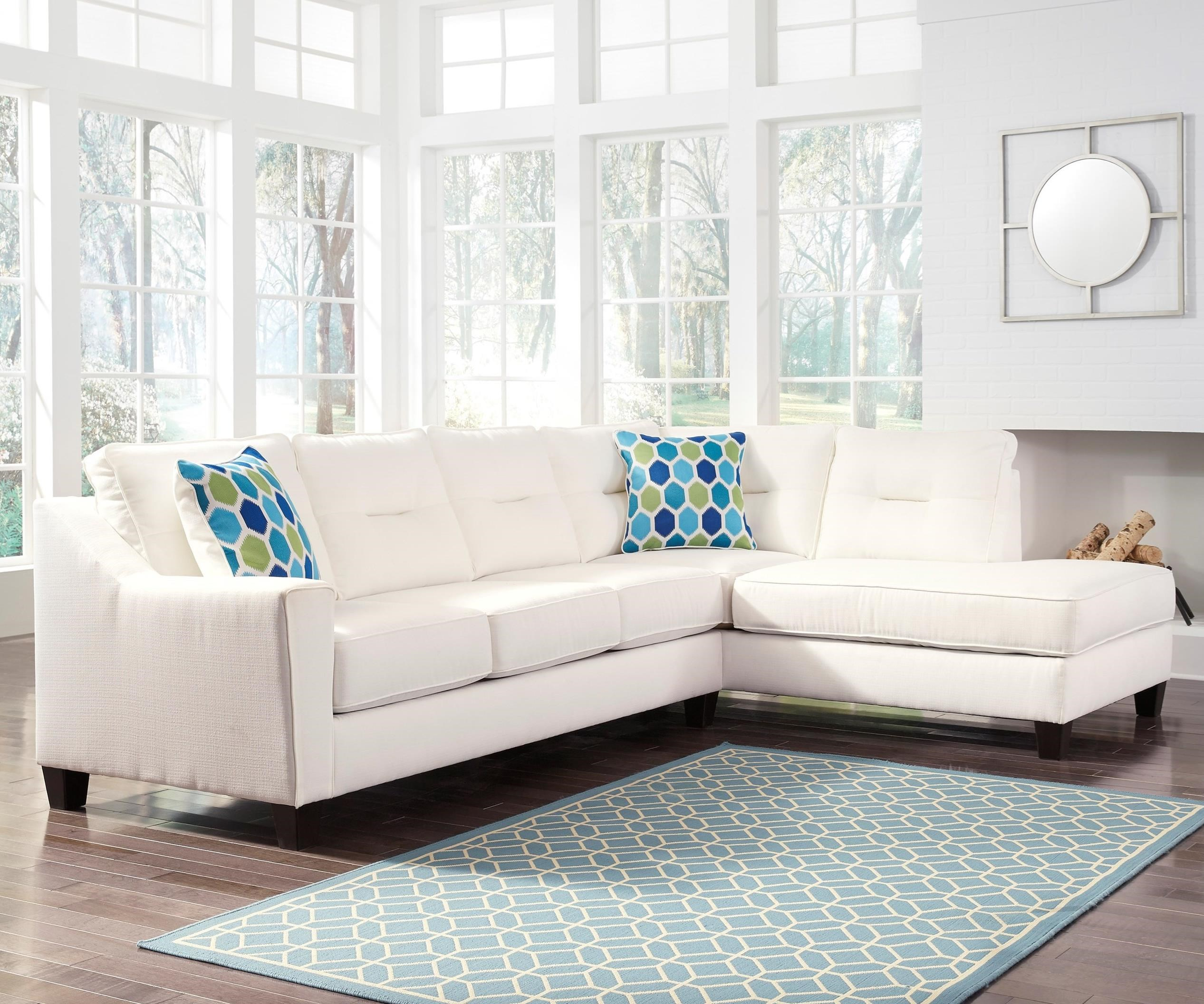 facing modern contemporary furniture sofa chaise incanto italian sectional attitude canal white right