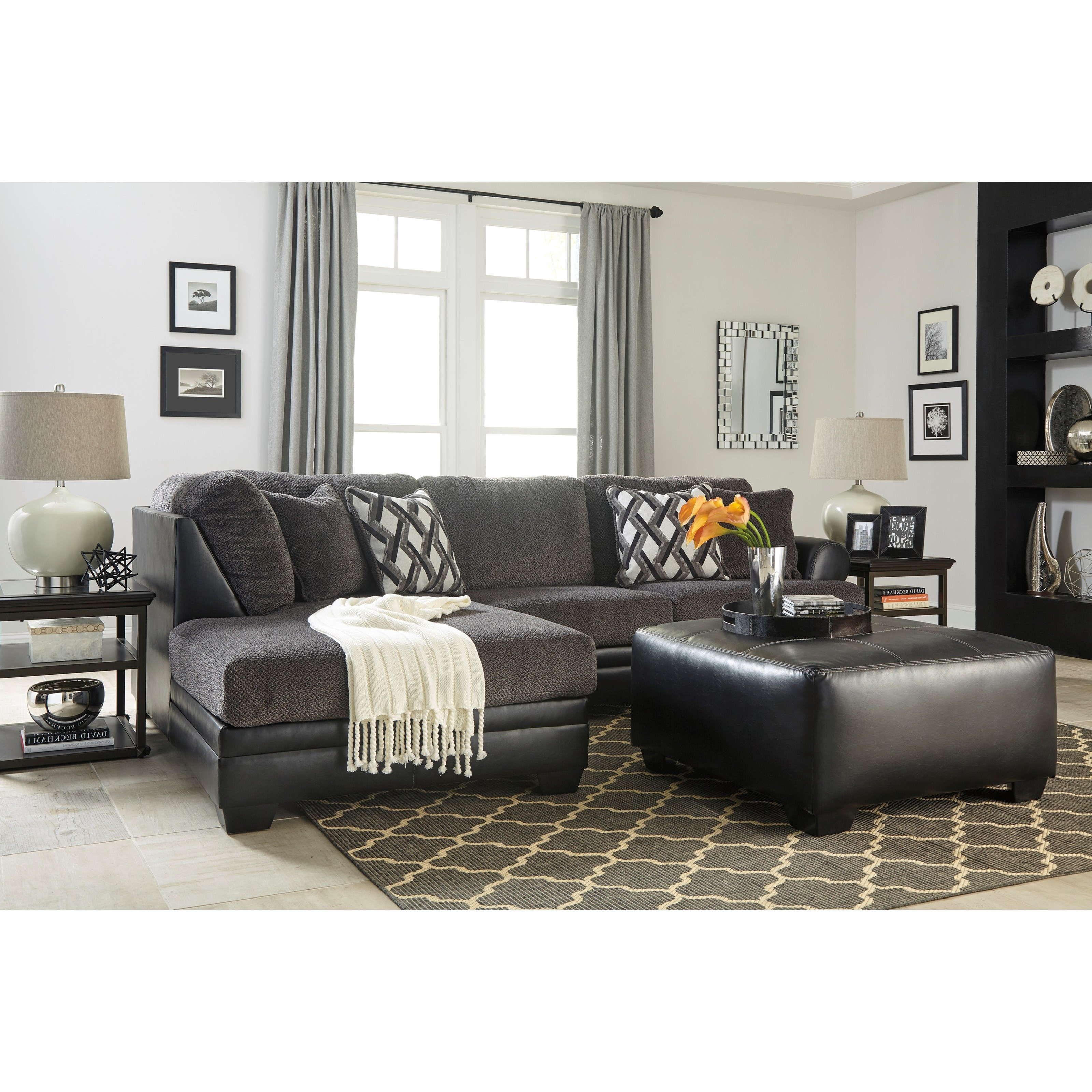 Benchcraft Kumasi Stationary Living Room Group - Item Number: 32202 Living Room Group 1