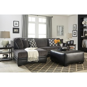 Benchcraft Kumasi Stationary Living Room Group