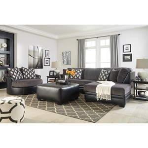 Ashley Kumasi Stationary Living Room Group