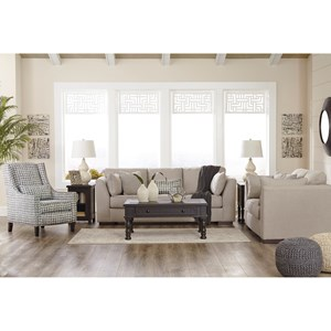 Ashley Lainier Stationary Living Room Group