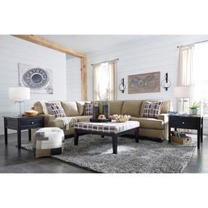 Benchcraft Larkhaven Stationary Living Room Group