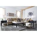 Benchcraft Larkhaven Stationary Living Room Group - Item Number: 81902 Living Room Group 2