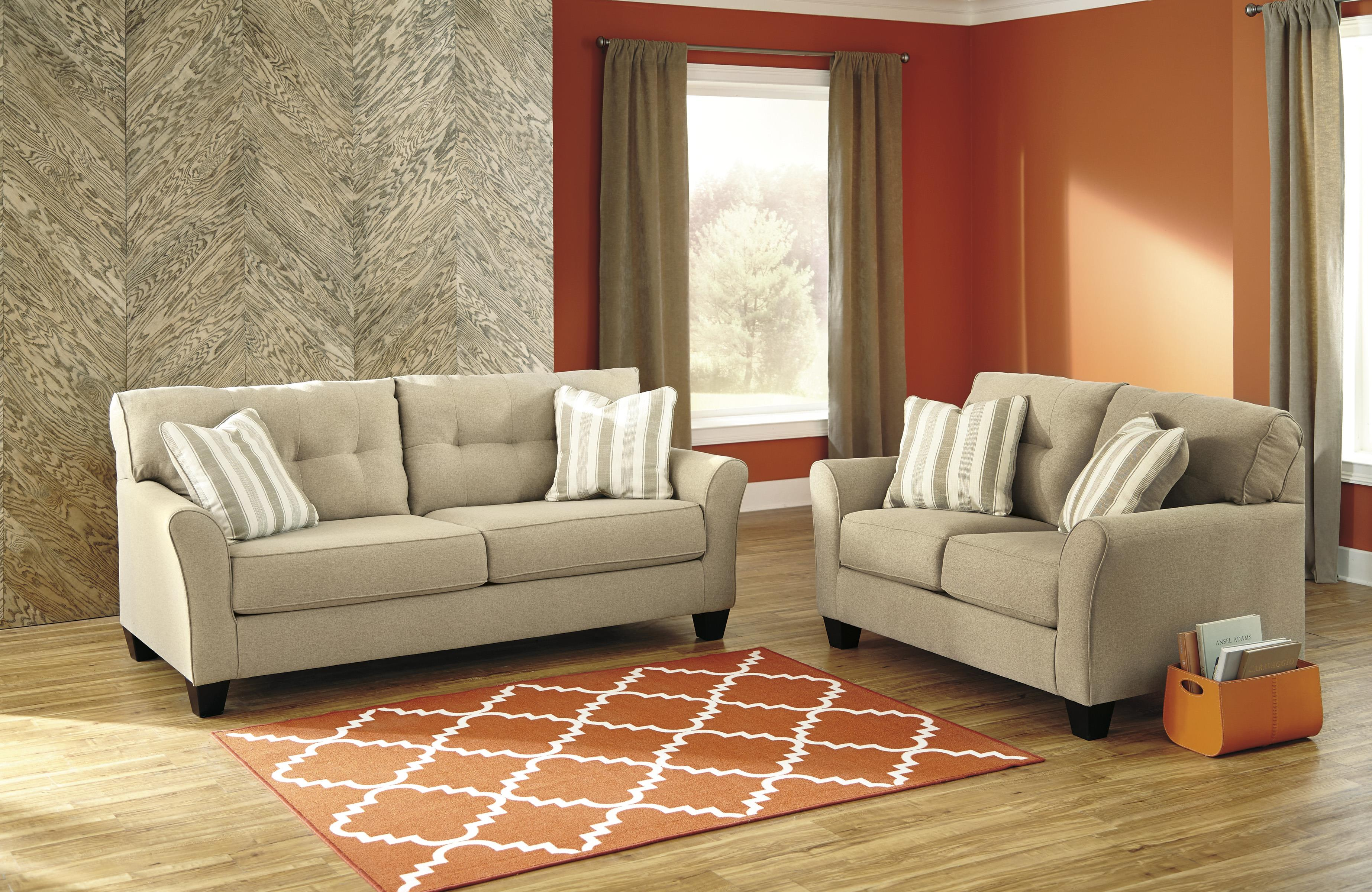 Benchcraft Laryn Stationary Living Room Group - Item Number: 51902 Living Room Group 1