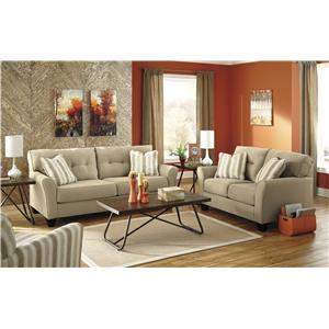 Ashley Laryn Stationary Living Room Group