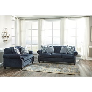 Benchcraft LaVernia Stationary Living Room Group