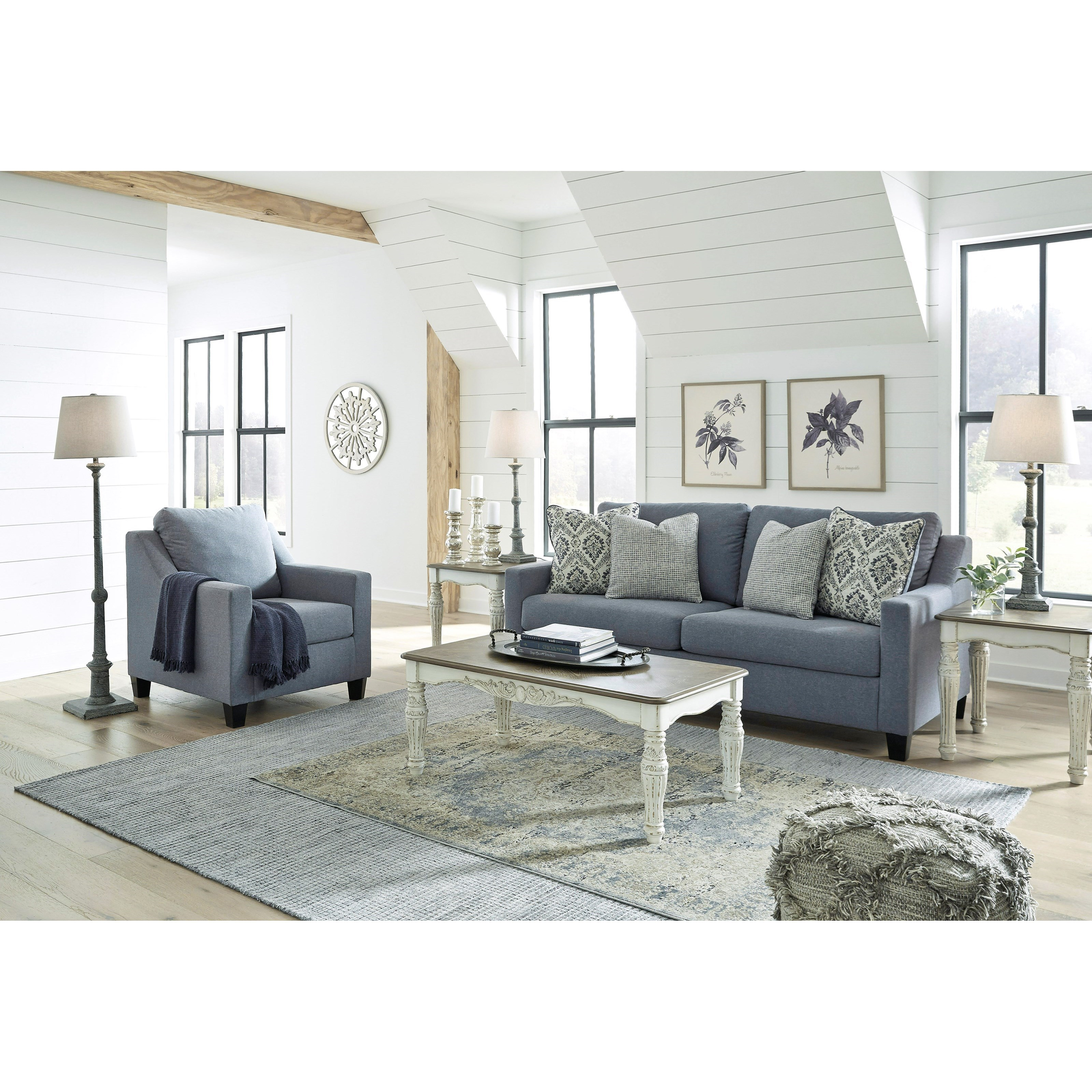 Lemly Living Room Group by Ashley at Godby Home Furnishings