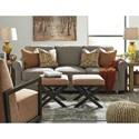Ashley Leola Stationary Living Room Group - Item Number: 53601 Living Room Group 2