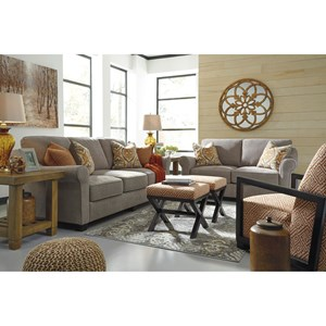 Benchcraft Leola Stationary Living Room Group