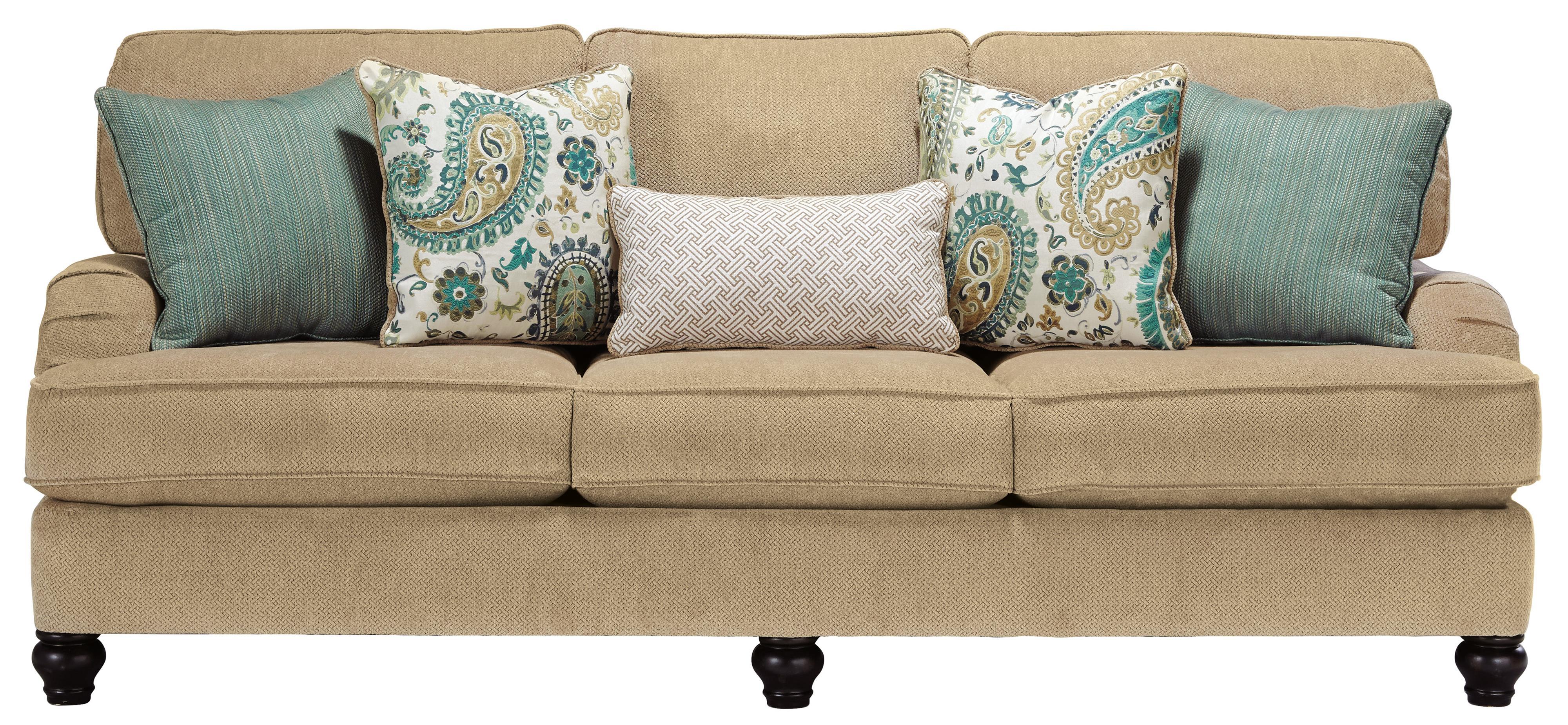 Benchcraft Lochian Sofa - Item Number: 5810038