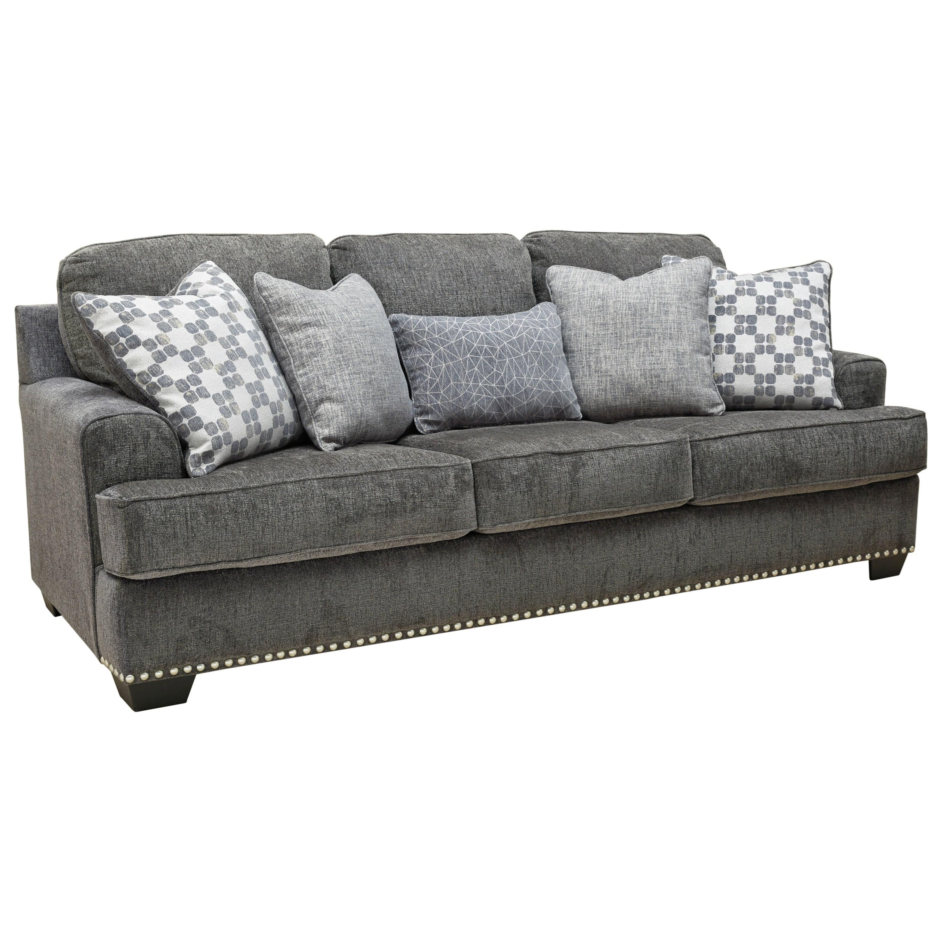 Locklin Sofa by Benchcraft at Walker's Furniture