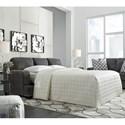 Signature Design By Ashley Locklin Queen Sofa Sleeper - Item Number: 9590439