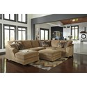 Ashley Lonsdale Stationary Living Room Group - Item Number: 92111 Living Room Group 1