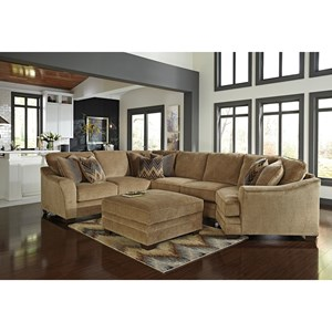 Ashley/Benchcraft Lonsdale Stationary Living Room Group