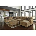 Ashley Lonsdale Stationary Living Room Group - Item Number: 92111 Living Room Group 6