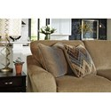 Benchcraft Lonsdale Contemporary 4-Piece Sectional w/ Armless Sofa & Left Cuddler