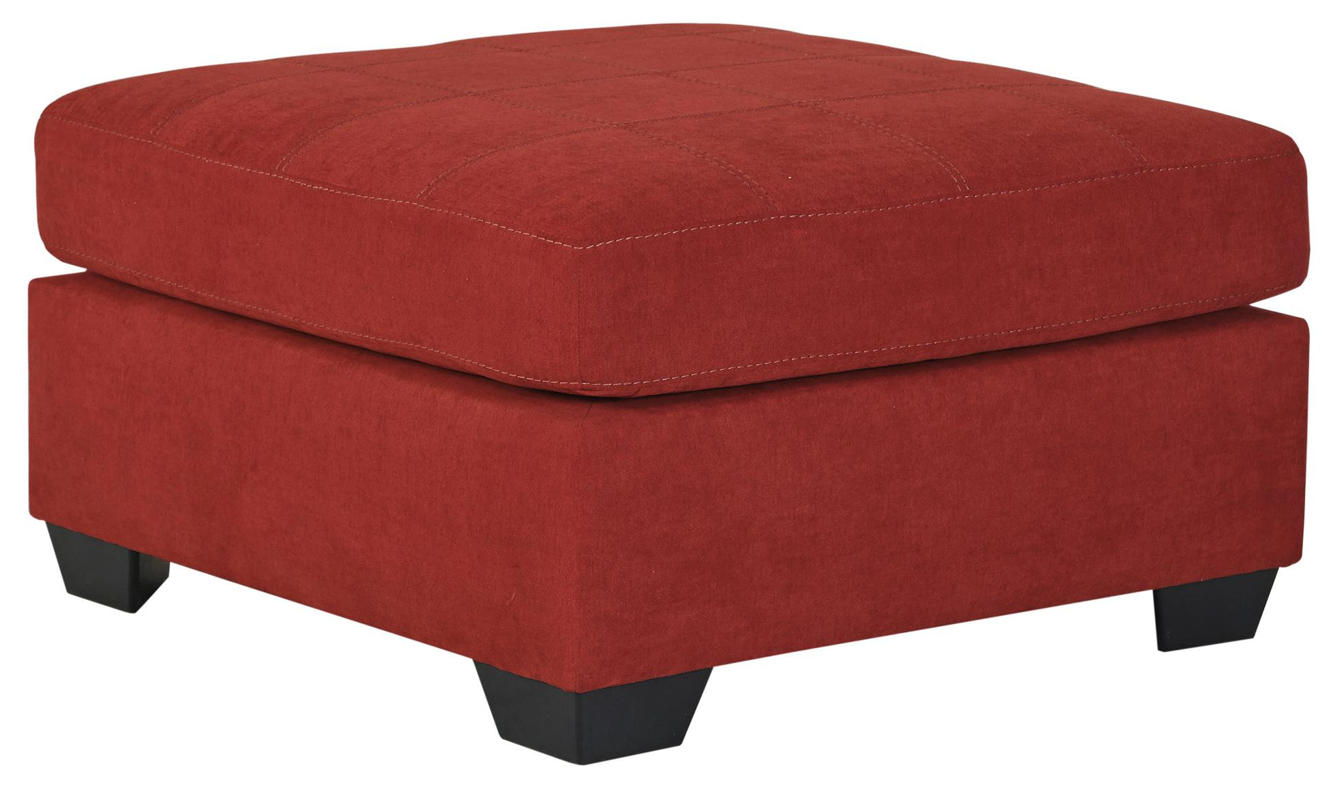 Benchcraft Maier - Sienna Oversized Accent Ottoman - Item Number: 4520208