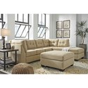 Benchcraft Maier - Cocoa Stationary Living Room Group - Item Number: 45203 Living Room Group 1