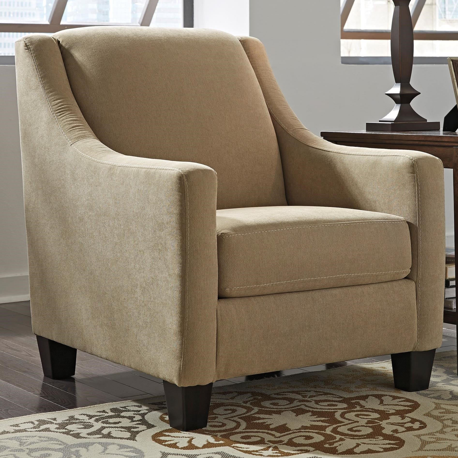 Benchcraft Maier - Cocoa Accent Chair - Item Number: 4520321
