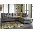 Benchcraft by Ashley Maier 2-Piece Sectional with Chaise - Item Number: 45220S2