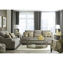 Benchcraft Mandee Accent Chair with Contemporary Style