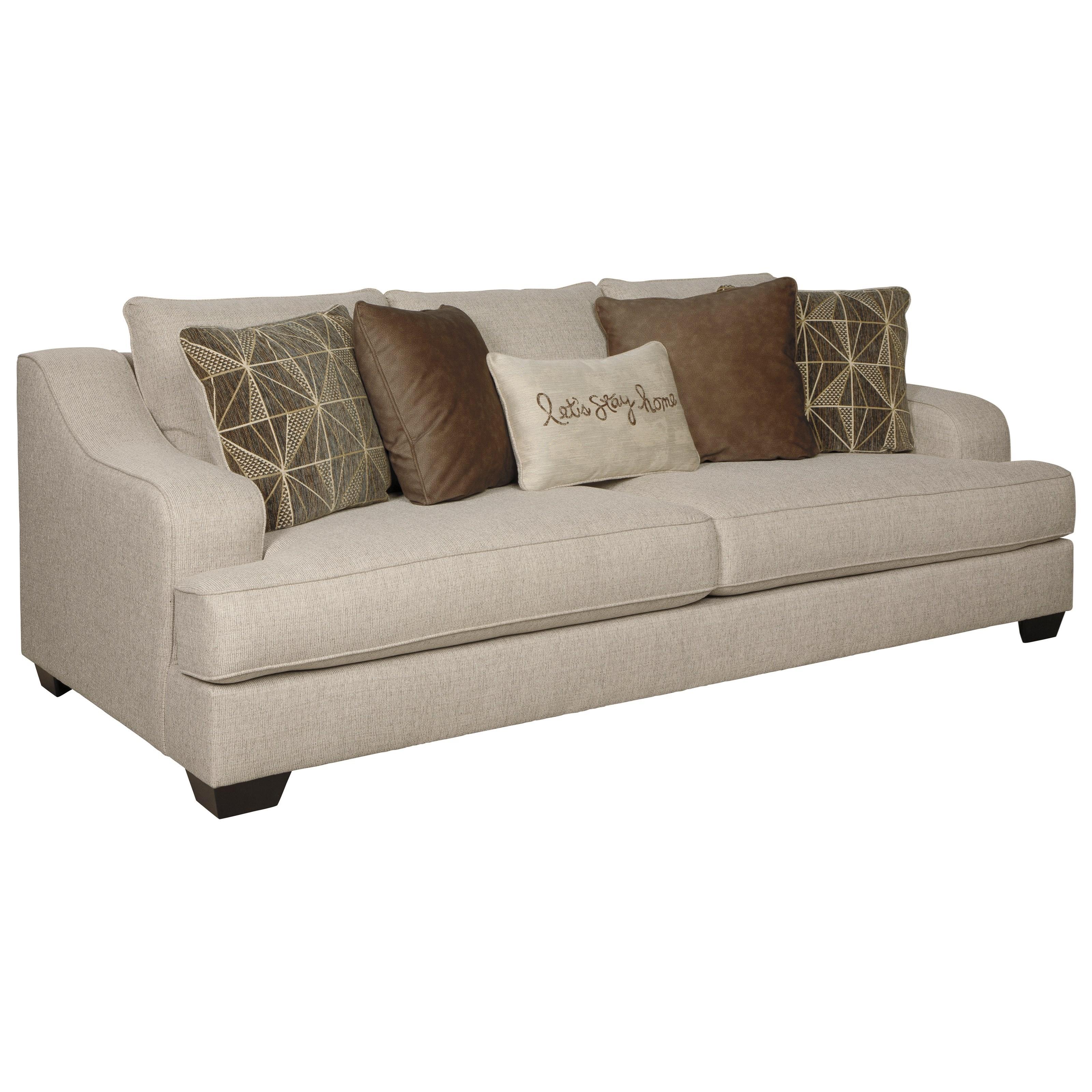 Benchcraft By Ashley Marciana Transitional Sofa Royal Furniture